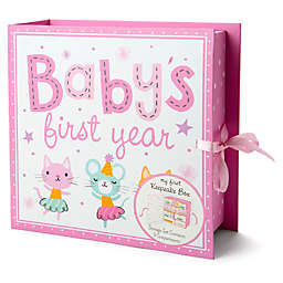 Little Me® Baby Animals Keepsake Box