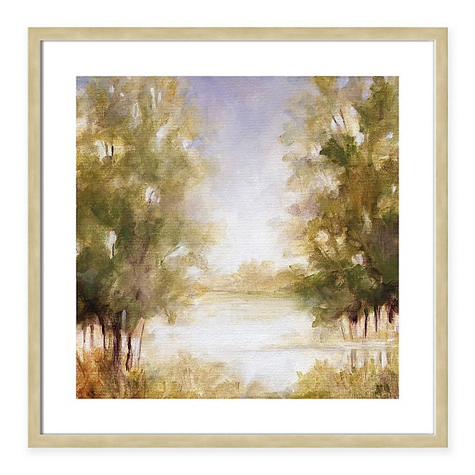 Alternate image 1 for Gentle Groves II Framed Wall Art