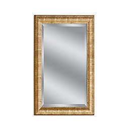 Soho Rectangular Wall Mirror in Gold