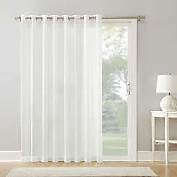 Armin Sheer Voile Grommet Extra-Wide Door Curtain Panel