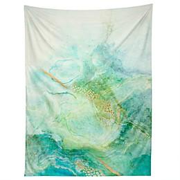 Deny Designs Iveta Abolina Winter Marble 80-Inch x 60-Inch Tapestry