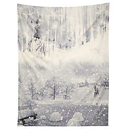 Deny Designs Belle13 Snow Queen 80-Inch x 60-Inch Tapestry
