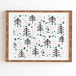 Deny Designs Winter Wander Framed Wall Art