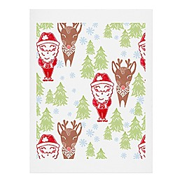 Deny Designs North Pole Print Wall Art