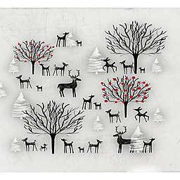 Deny Designs Winter Scene Wall Art