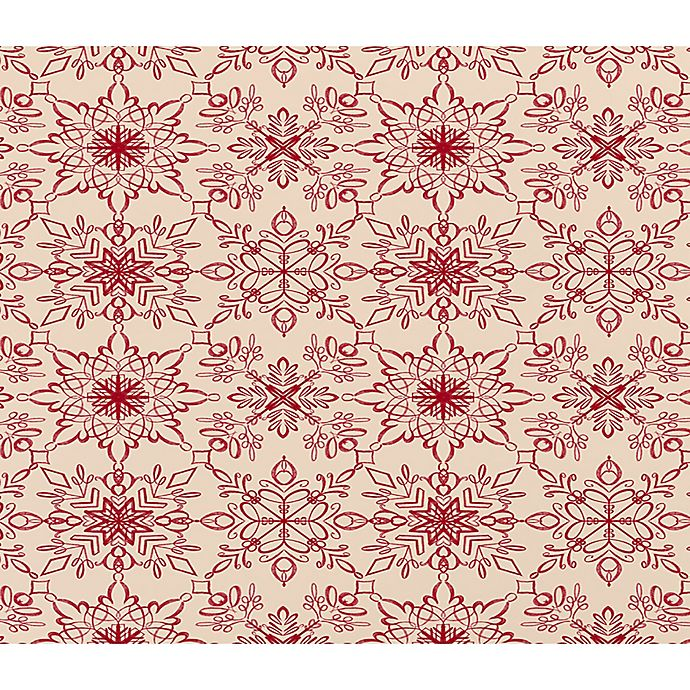 Alternate image 1 for Deny Designs Snowflake Paper Wall Art