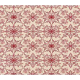 Deny Designs Snowflake Paper Wall Art