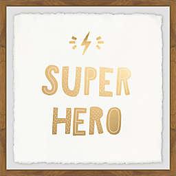 Marmont Hill Super Hero Framed Wall Art