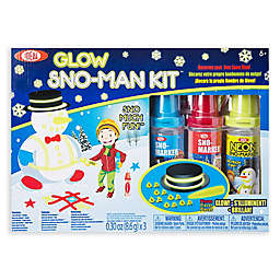 Ideal® Multicolor Glow Sno-Man Kit