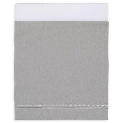 ED Ellen DeGeneres Woodland Friends Cotton Crib Skirt in Grey