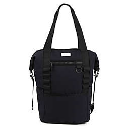 Thea Thea Backpack Diaper Tote in Midnight Blue