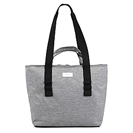 Thea Thea Diaper Tote in Heather Grey