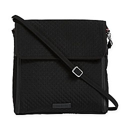 Vera Bradley® Iconic Baby Organizer Crossbody in Black