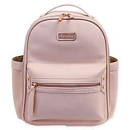 Itzy Ritzy® Mini Backpack Diaper Bag in Blush