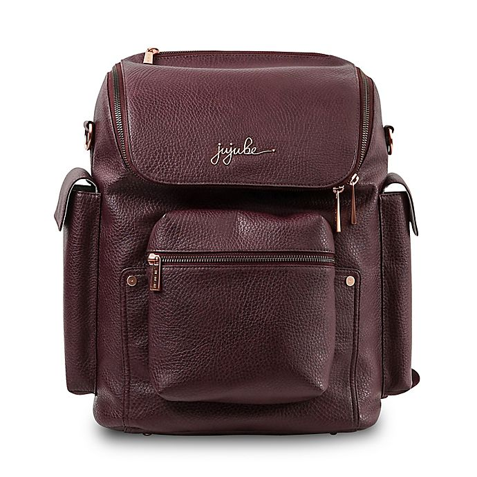 Alternate image 1 for Ju-Ju-Be® Ever Collection Forever Backpack Style Diaper Bag