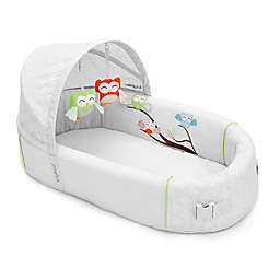 Lulyboo Owl Bassinet to-go Premium™ Travel Bed