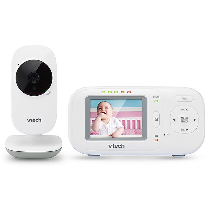Alternate image 1 for VTech® VM2251 2.4-Inch Digital Video Baby Monitor
