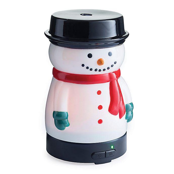 Alternate image 1 for Snowman Ultrasonic Essential Oil Diffuser