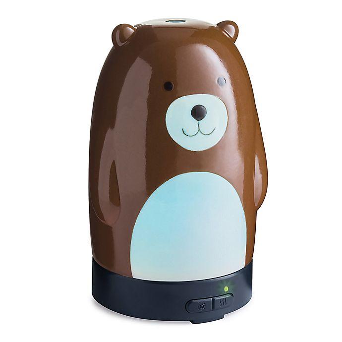 Alternate image 1 for Teddy Bear Ultrasonic Essential Oil Diffuser
