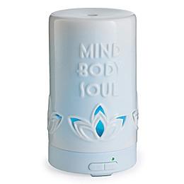 Mind, Body, Soul Ultrasonic Essential Oil Diffuser