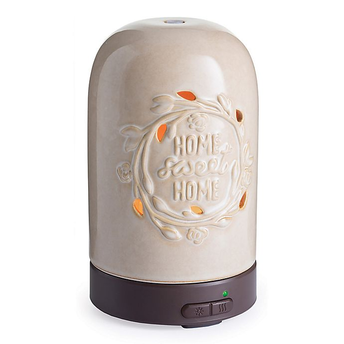 Alternate image 1 for Home Sweet Home Ultrasonic Essential Oil Diffuser