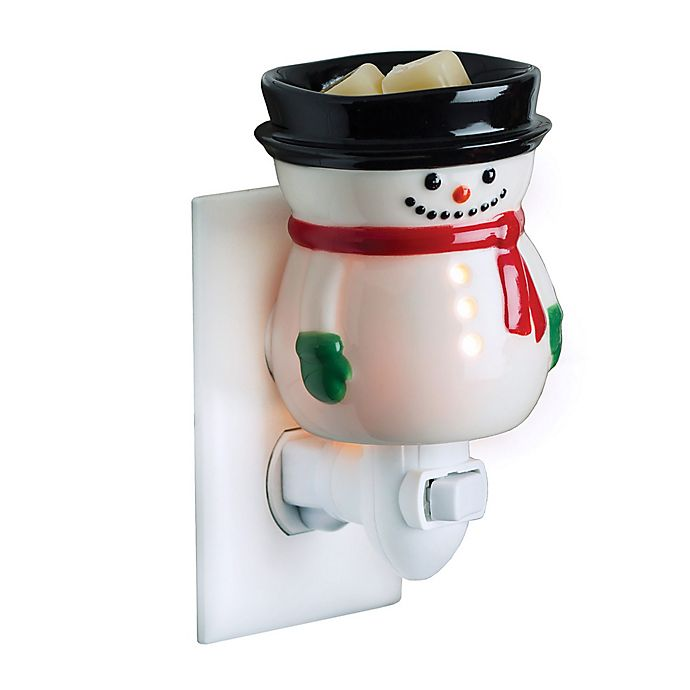 Alternate image 1 for Frosty Pluggable Fragrance Warmer
