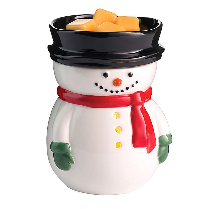 Alternate image 1 for Frosty Illumination Fragrance Warmer