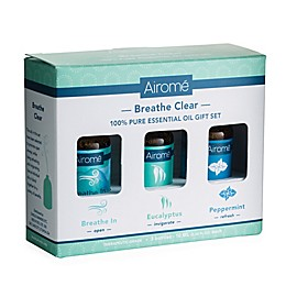 Breathe Clear 100% Pure 10 ml. Essential Oils Gift Set
