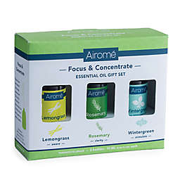 Focus & Concentrate 100% Pure 10 ml. Essential Oils Gift Set