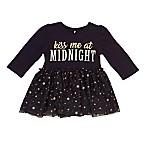 Baby Starters® Size 3M Kiss Midnight Dress in Black