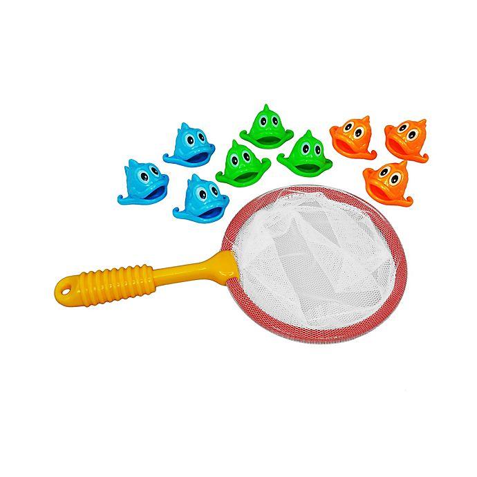 Alternate image 1 for Aqua Games Sink & Scoop Fishing Game