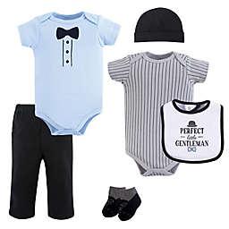 Hudson Baby® 6-Piece Little Gentleman Layette Set