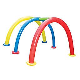 Banzai Splash & Play Tunnel Multicolor Sprinkler