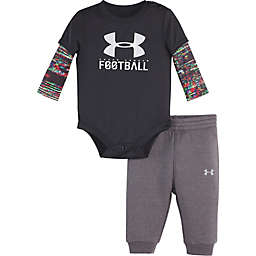 Under Armour® Football 2-Piece Bodysuit and Pant Set