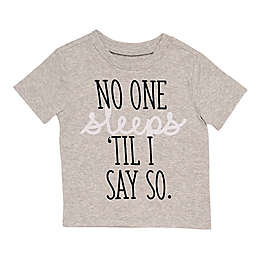 BWA® No One Sleeps T-Shirt in Grey
