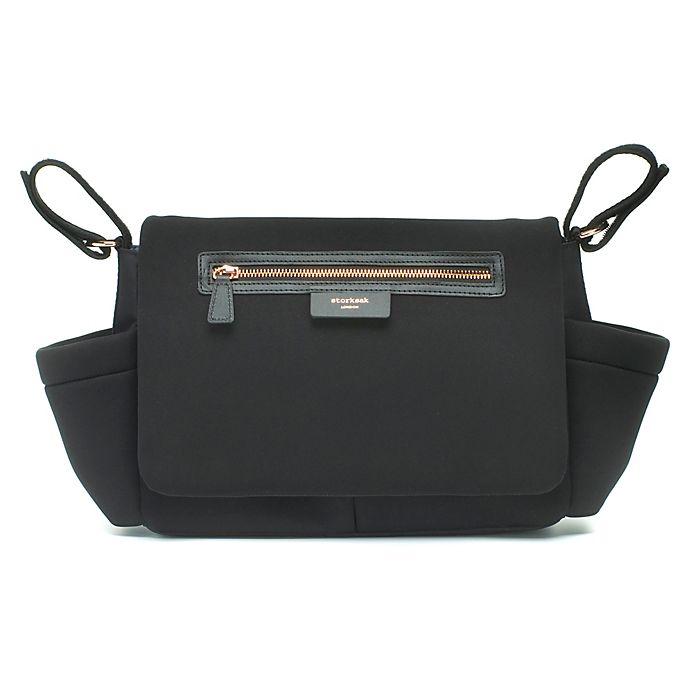 Portable Pram Stroller Organizer Bag Universal Fit Stroller Storage Accessories