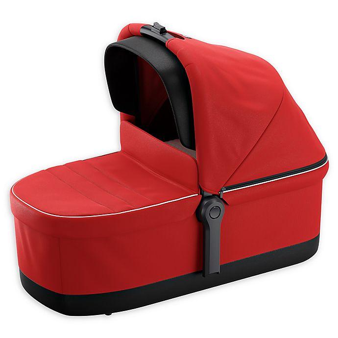 Alternate image 1 for Thule Sleek Stroller Bassinet in Energy Red