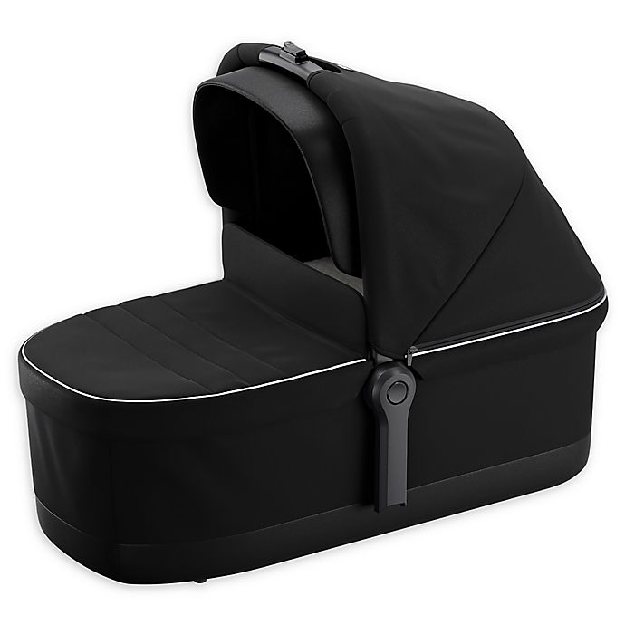 Alternate image 1 for Thule Sleek Stroller Bassinet in Black