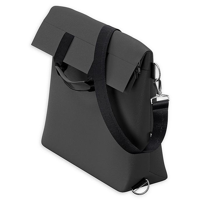 Alternate image 1 for Thule Sleek Stroller Changing Bag in Shadow Grey