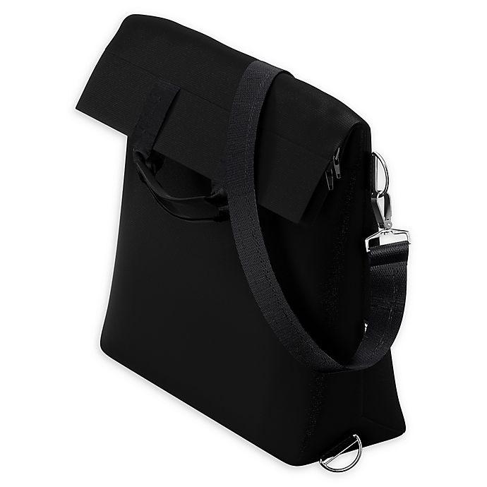 Alternate image 1 for Thule Sleek Stroller Changing Bag in Black