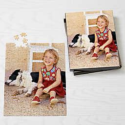 Personalized 252-Piece Pet Photo Puzzle - Vertical