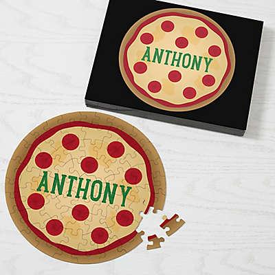 Pizza Personalized 68-Piece Puzzle