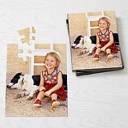 Personalized 25-Piece Pet Photo Puzzle - Vertical