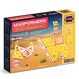 Magformers® 30-Piece My First Sand World Building Set