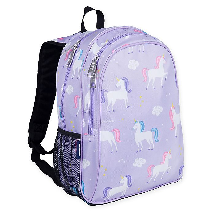 Alternate image 1 for Wildkin Unicorn Backpack