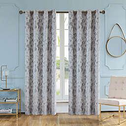 Skye Grommet Window Curtain Panel (Single)