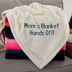 You Name It! Personalized Fleece Blanket For Her