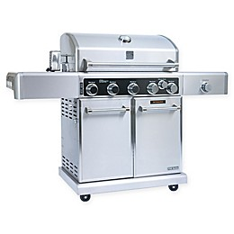 Kenmore Elite© PG-40506SRLC 5-Burner Propane Gas Grill in Stainless Steel
