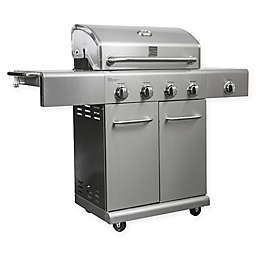 Kenmore® PG-40405S0L 4-Burner Gas Grill in Stainless Steel