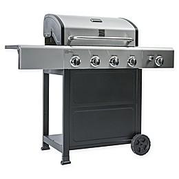Kenmore PG-40406SOL 4-Burner Gas Grill with Side Burner